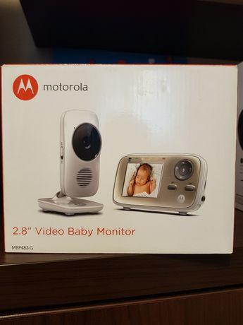 Monitor video bebelusi Motorola