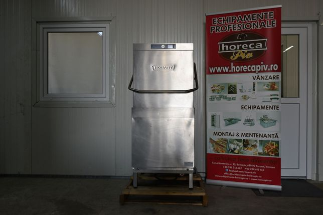 Masina de spalat vase cu capota HOBART