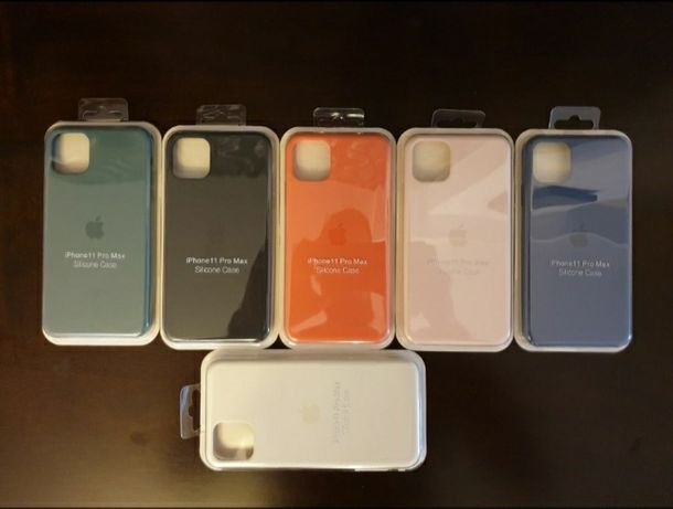 Husa iphone 11 pro max ORIGINALA