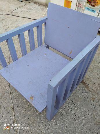 Градински фотьойл