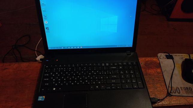 Продам ноутбук Aser i3