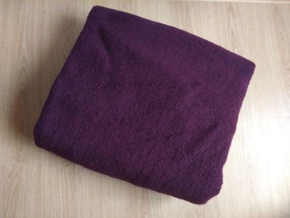 3 бр.големи вълнени одеяла/покривки за легло