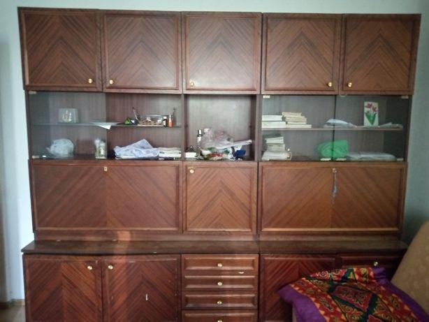 Шкаф-Стенка классика элитная мебель