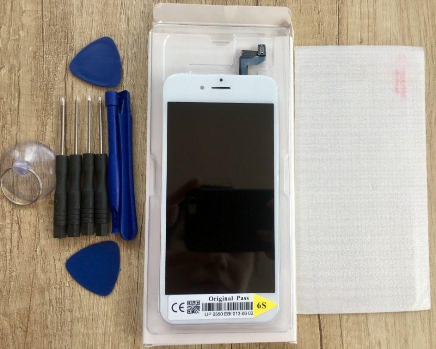 Дисплей за iPhone 6S айфон display + протектор от стъкло 6ес уплътнени