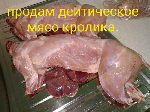 Деитическое мясо кролика