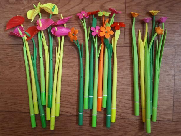 Ручки цветы