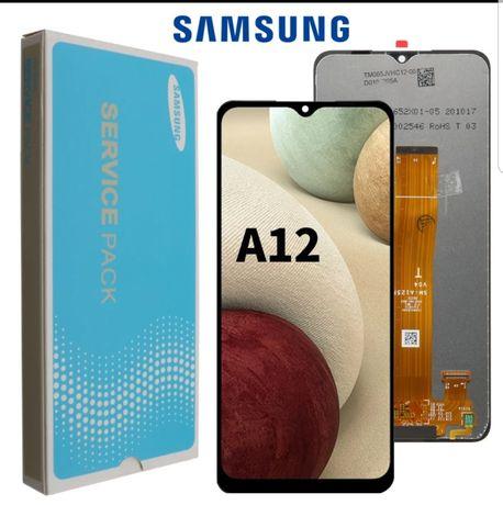 Дисплей Samsung Galaxy A12