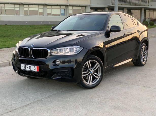 BMW X6 3.0d M Paket 2015