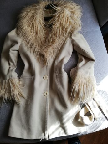 Палто(подарък-дънки)