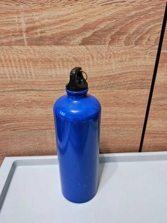 Бутылка для воды алюминий 1 литр