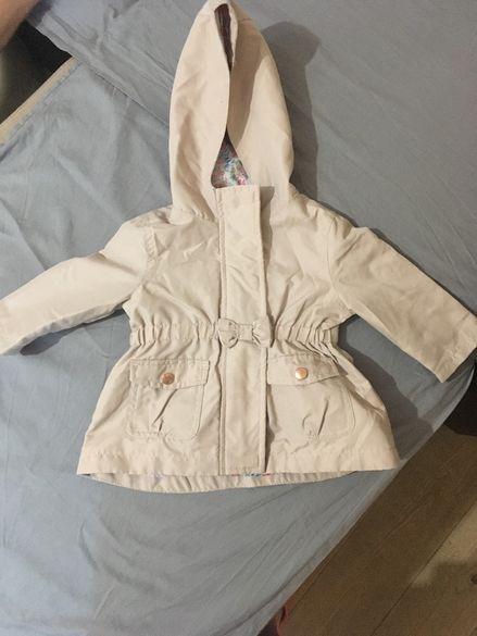 Тънко детско яке