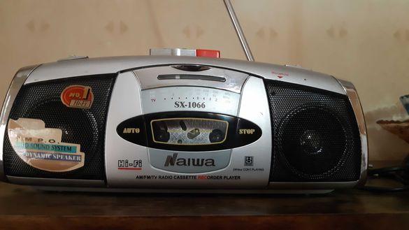 Касетофон - Naiwa