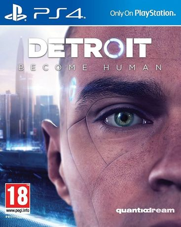 Detroit: Become Human / PS4 / Игра / Запечатана / Playstation4 / TV