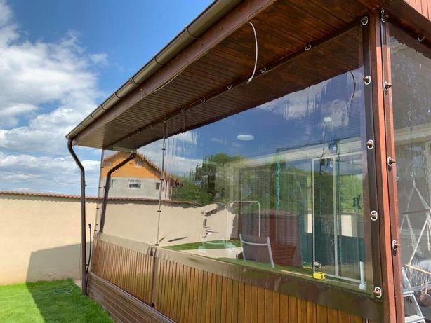 Folie pentru terase.