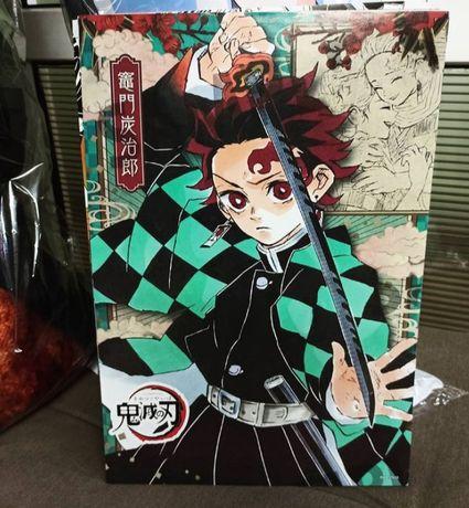 Постер из аниме.