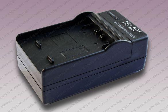 ANIMABG Зарядно за NP-FP50 / NP-FH50 / 70 / 90 батерии