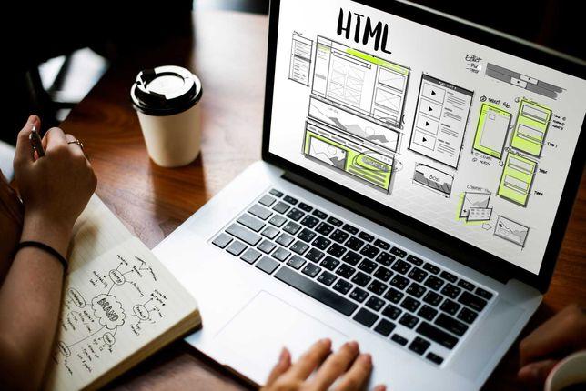 filmare drona, web design, creare web site