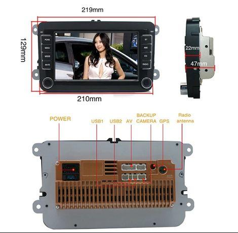 Мултимедия навигация фолксваген кади multimedia VW CADDY 2003 2013