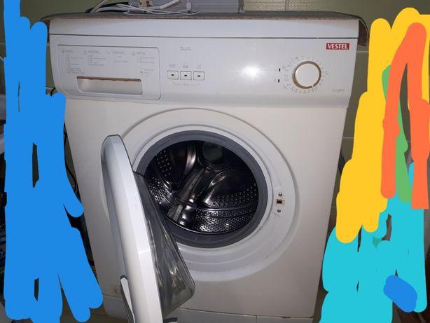 Продам б/у стиральную машинку《 вестел 》 автомат в хорошем состоянии