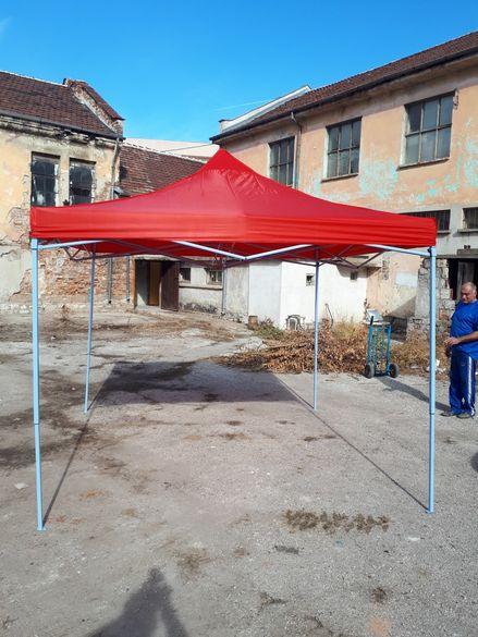 шатра сгъваема 3×3м
