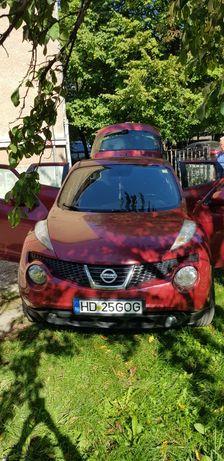 Nissan juke mașina