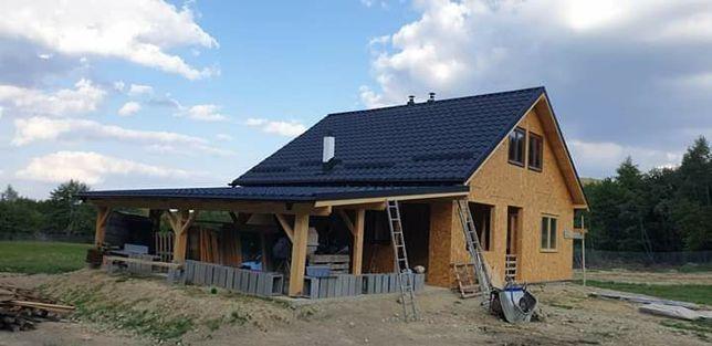 Echipa cu experiența Construim case din lemn la cel mai mic preț