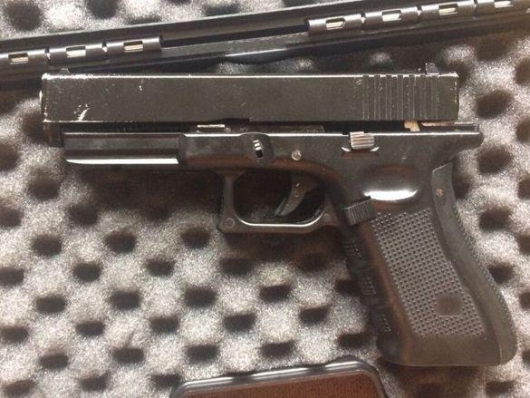 На части Airsoft Glock co2 - Well G17 G19 g197