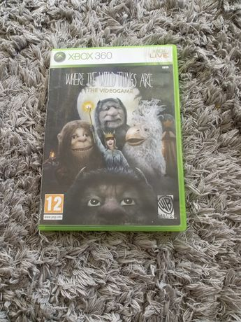 Joc/jocuri Where The Wild Things Are Xbox360   Original