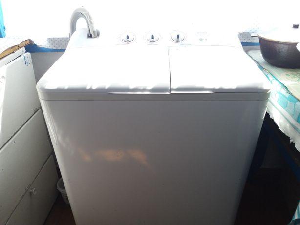 Продается стиральная машина (полуавтомат)