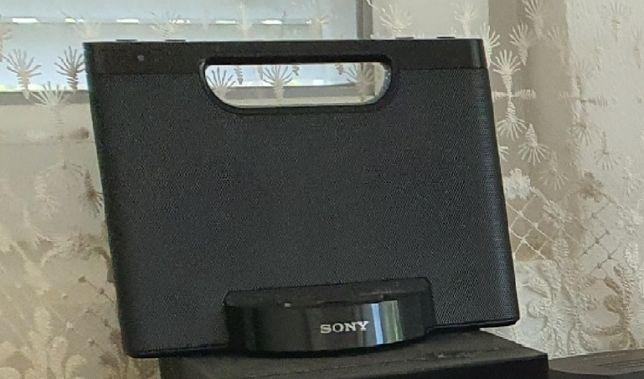Boxa Audio Sony RDP-M5iP Portable Speaker Dock PT iPod si iPhone