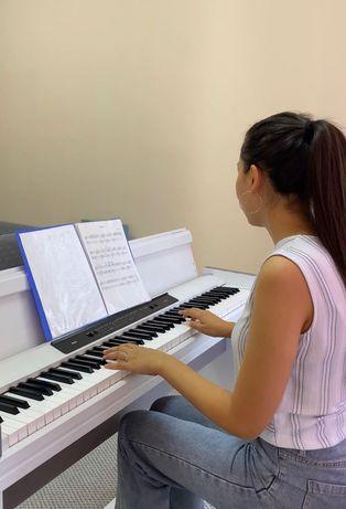 Уроки игры на фортепиано Алматы