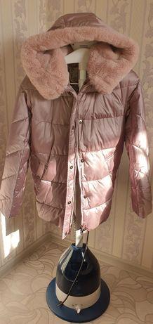 Женская куртка для полных или беременных