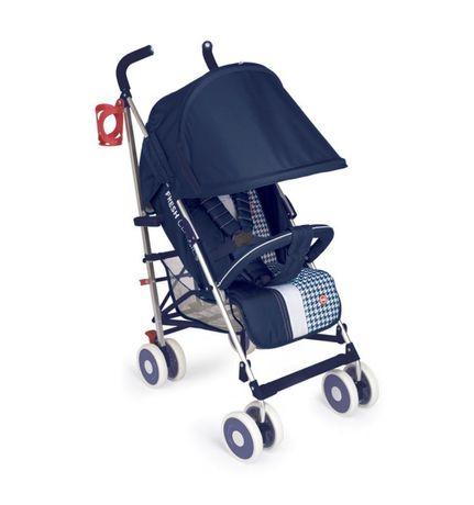 Продам коляску трость Happy baby cindy синего цвета 0+
