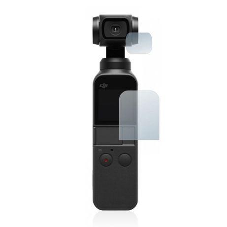 Фолио протектор garv™️ за dji osmo pocket, комплект 2бр. | hdcam.bg