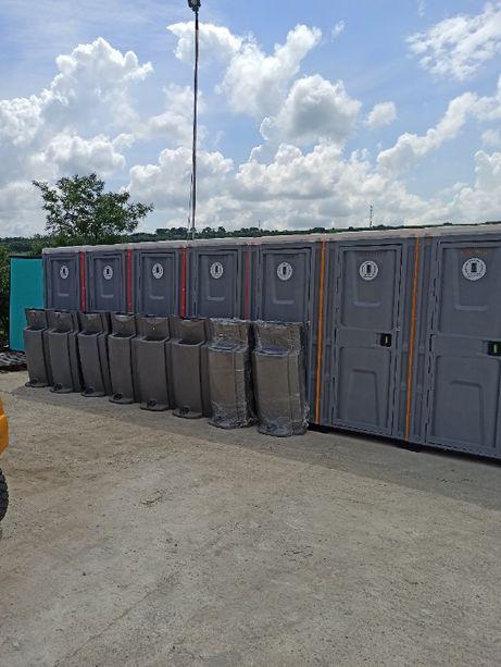 Toalete WC ecologice mobile vidanjabile/racordabile Turda + BONUS