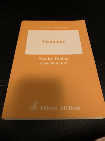 Economie -editura AllBeck
