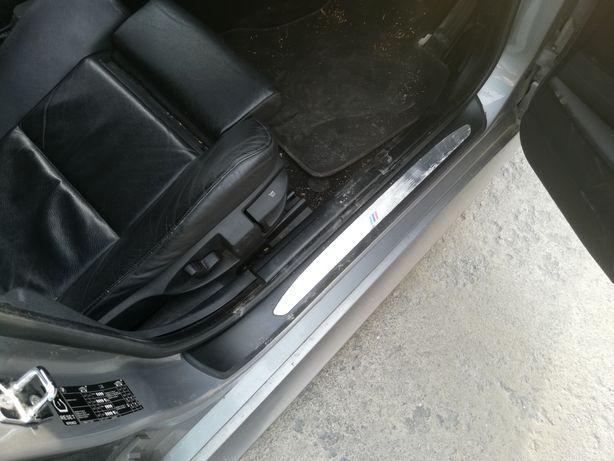 Praguri interior M pachet BMW e60