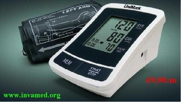 Автоматичен апарат за  кръвно налягане Unimark BP 1209