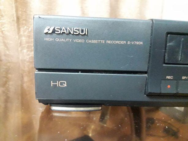 """Видео-магнитофон """"SANSUI"""" японский"""