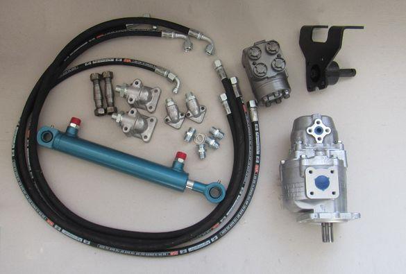 Комплект за кормилно управление на Т40 трактор с помпа-дозатор