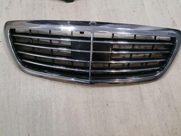 Решетка маска Mercedes W222 W212 W221  бъбреци  BMW F10 F30 и др.