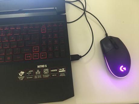 Acer nitro игровой ноутбук