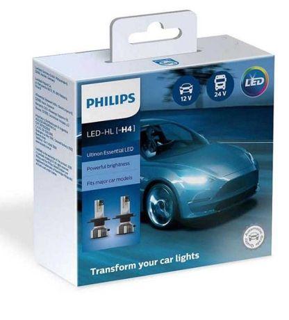 LED Автолампы Philips H4 11342UE2X2