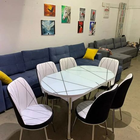 Столы со стульями Турция. Мебель со склада Дёшево Только у Нас!!!