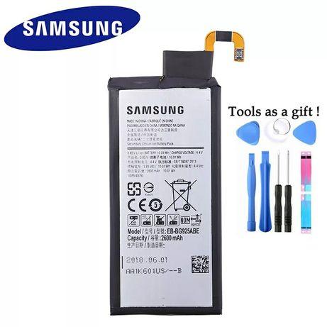 Сменный аккумулятор SAMSUNG, оригинальный, 2600 мАч
