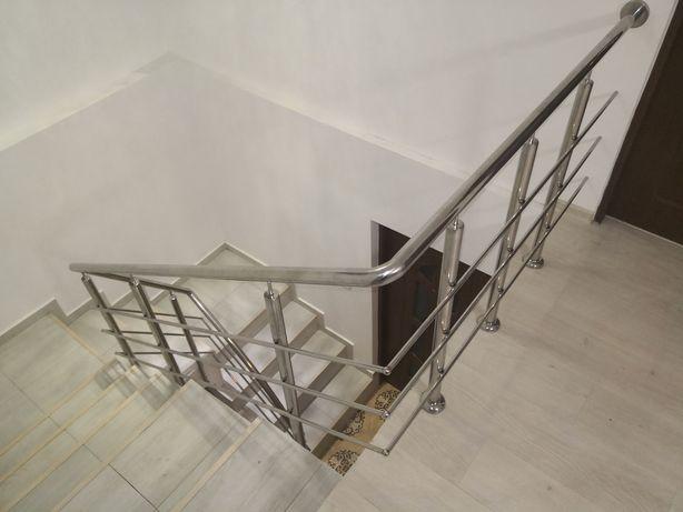 Balustrade inox Confecții metalice