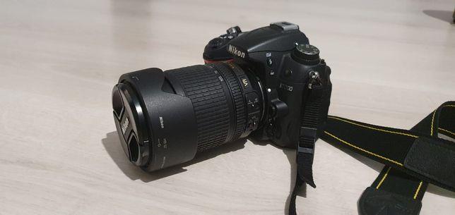 Nikon D7000 +Nikkor AF-S DX 18-105mm f/3.5-5.6 VR