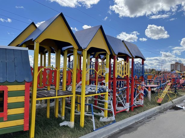 МАФ детский игравой площадки