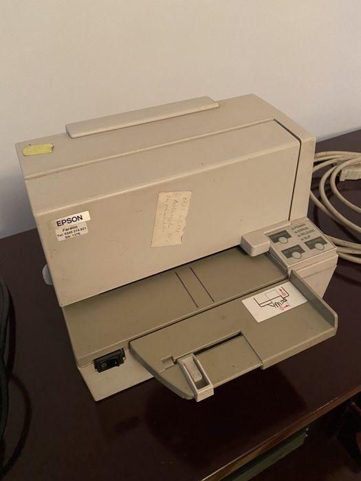 Epson TM-U590P imprimanta matriciala etichete, retete Topoloveni - imagine 1