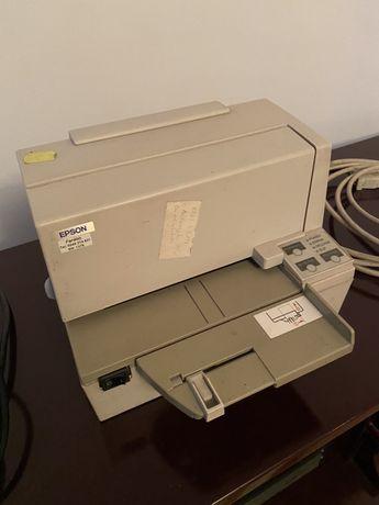 Epson TM-U590P imprimanta matriciala etichete, retete